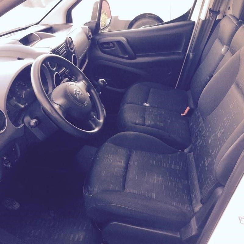 Citroën Berlingo 1.6HDI 90CV 3 Plazas: VEHÍCULOS de Ocasión A Lagoa
