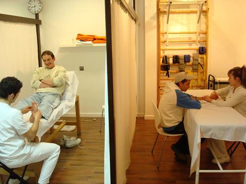 Fotos de Fisioterapia en Tomelloso | Centro Médico y Fisioterapia Calmar