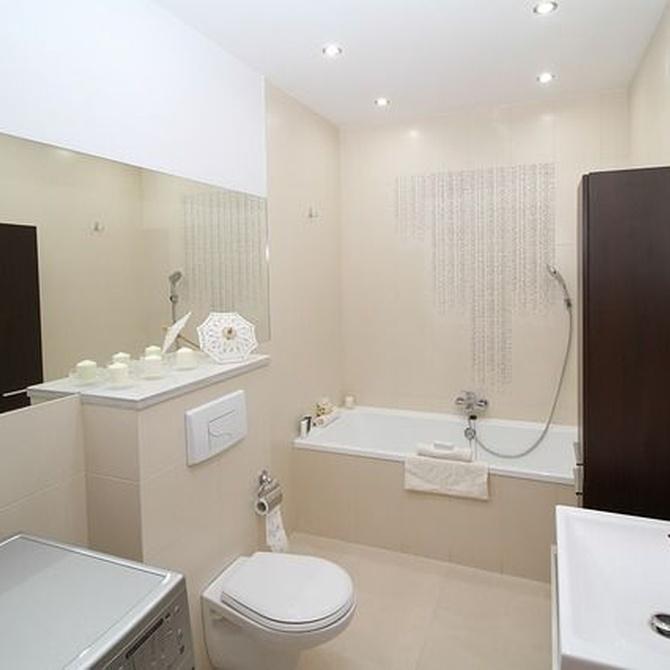 Consejos útiles para baños pequeños
