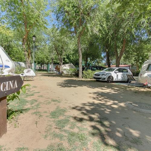 Camping de bungalows en Salamanca | Camping Don Quijote