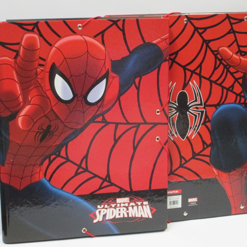 Carpeta Spiderman