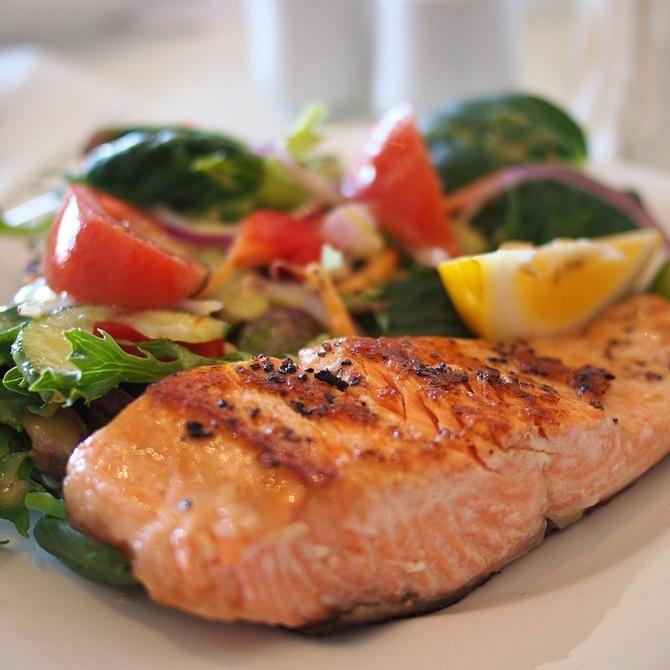 La dieta de verano para las personas mayores