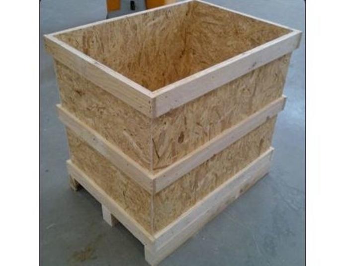 Cajas de madera en Navarra