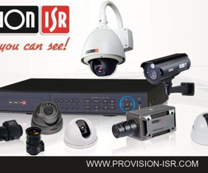 VIDEOVIGILANCIA ( VEA POR INTERNET Y DESDE SU MOVIL ): Productos y servicios de Mundo Electrónico