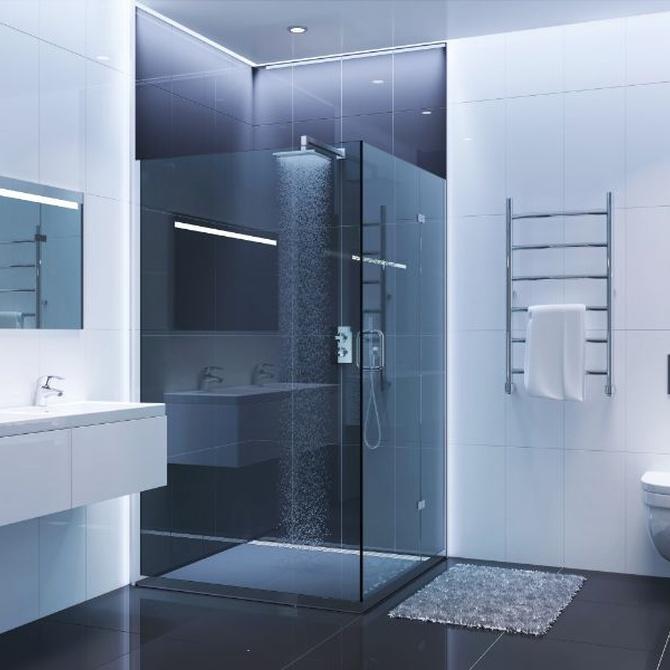 Materiales empleados en los platos de ducha
