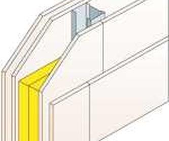 Placas de fibrosilicato en estructuras: Servicios de Sella2 Protección Pasiva, S.L.