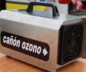 Desinfección Covid 19 por ozono