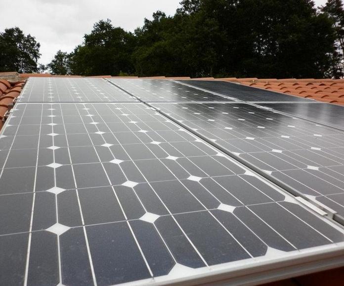 Energías Renovables: Servicios de Instalaciones Eléctricas Rufer