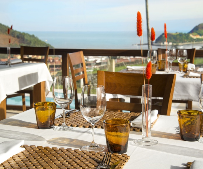 Celebración de bodas: Servicios y carta de Restaurante Sibariz