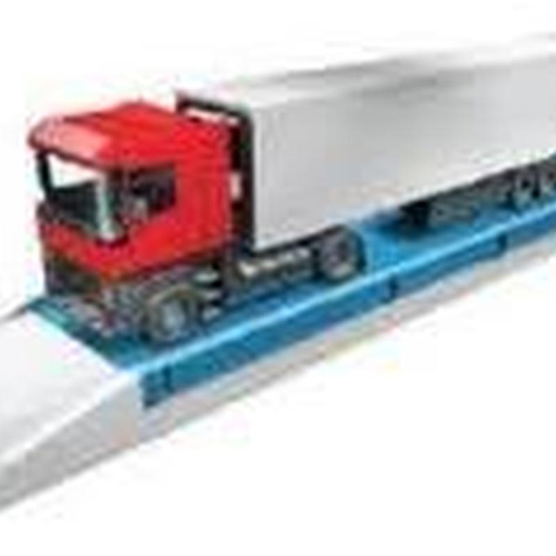 Pesaje de camiones: Productos de General de Pesaje Vizcaína