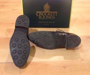 Restauración de zapatos Crockett & Jones