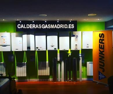 PRESUPUESTO DE CALDERAS DE CONDENSACION