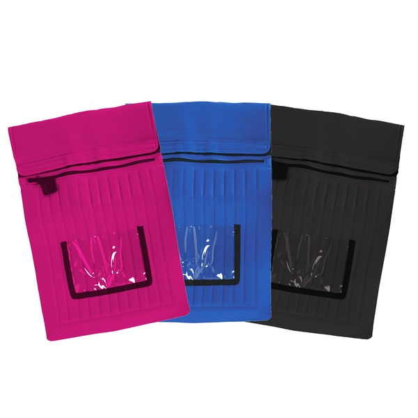 Pack de 3 bolsas para caminadores Case