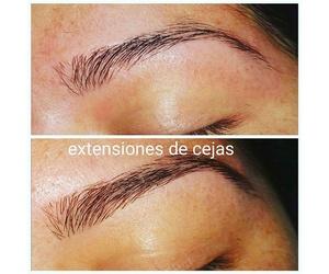 Extensiones de cejas en Las Palmas