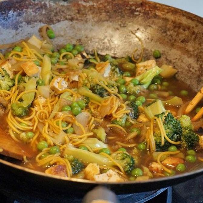¿Qué es el wok?