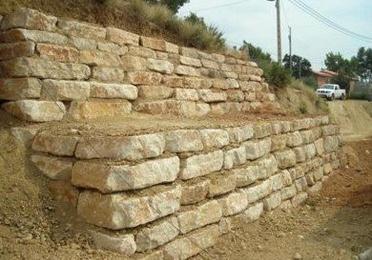 Murs de pedra