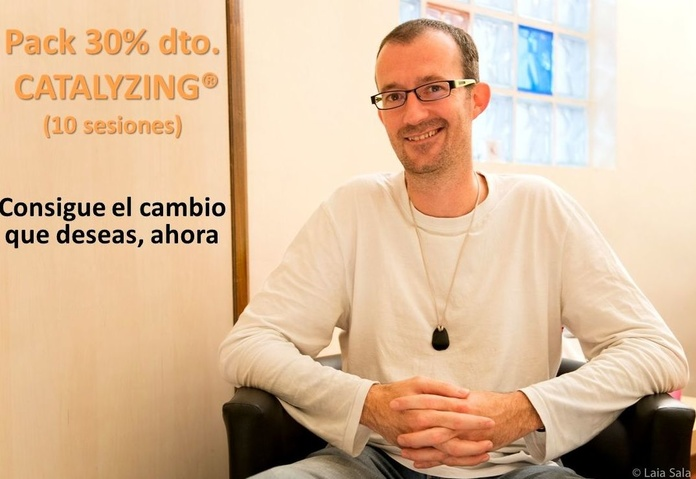 Pack 30% 10 sesiones Catalyzing }}