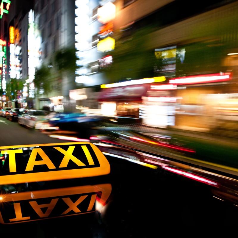 Traslados y recogidas AVE: Servicios de Taxi Ortega