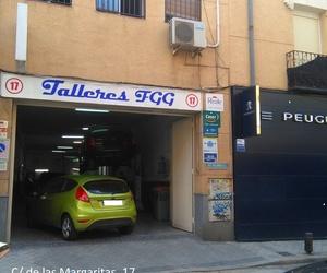 Talleres de coches en Tetuán, Madrid | Talleres FGG
