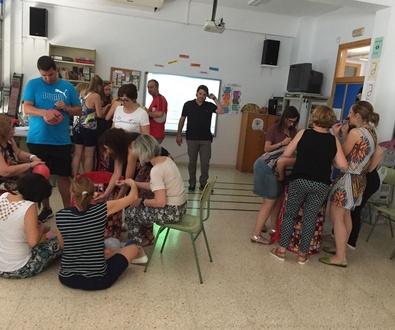 Finalizados tres talleres de Inteligencia Emocional en  CEIP 'JOAN MARTORELL' junio 2017