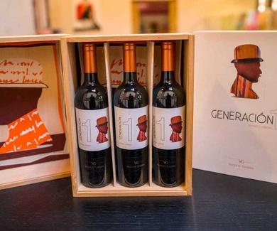 Generación 1 de Vicente Gandía