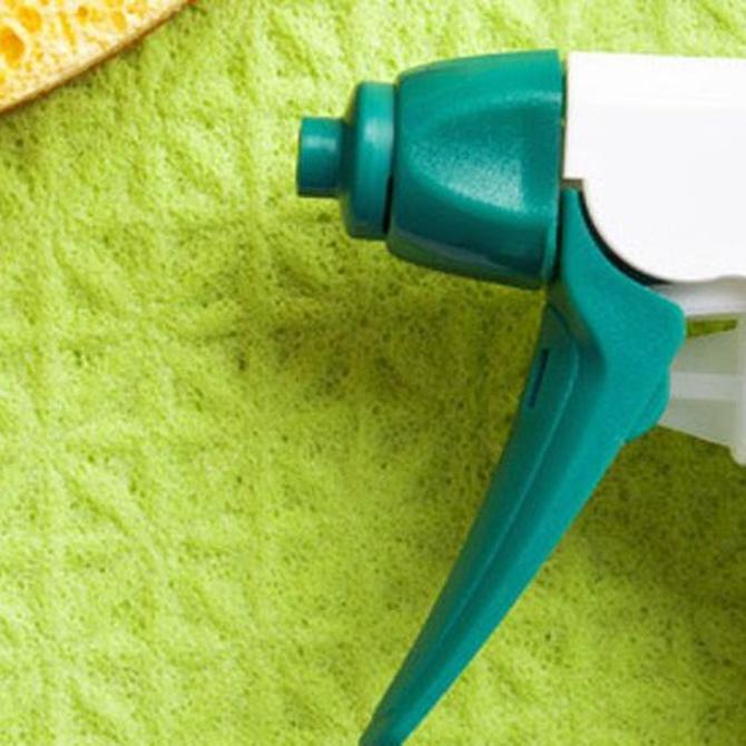 Pautas para la limpieza de las encimeras