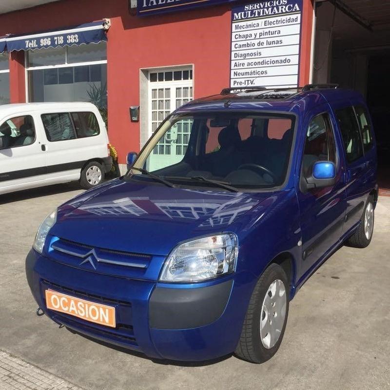 Citroën Berlingo Turismo 2.0HDI 90CV:  de Ocasión A Lagoa