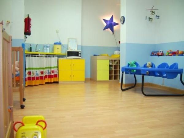 Guardería infantil de Vallecas con profesionales experimentados