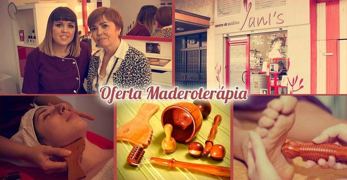 Oferta Maderoterapia por 29€