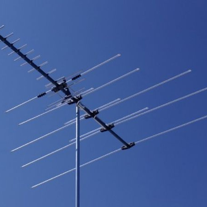 Tipos de antenas de televisión