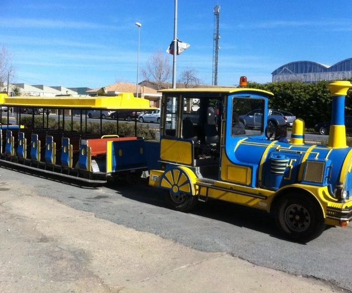 Tren turístico: Servicios de Bernal Espectáculos