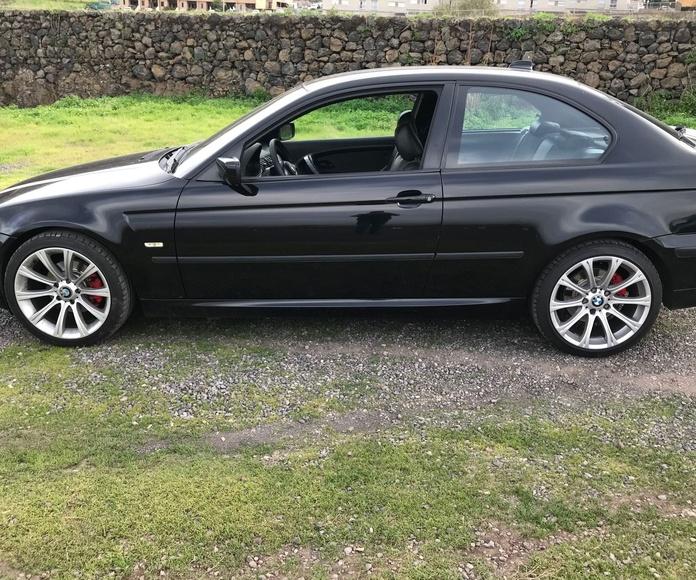 BMW 325ti: Vehículos de ocasión de Car Plus Canarias