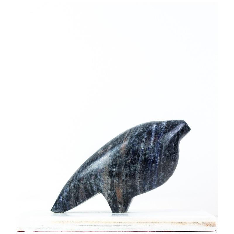 Homenaje a Botero. Paloma: Esculturas de Antonia Dávalos