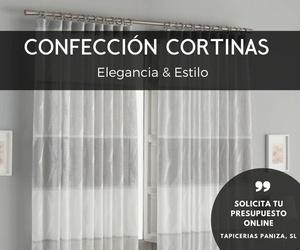 CONFECCIÓN CORTINAS HOGAR Y EMPRESA