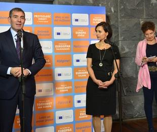 Conferencia organizada por Presidencia del Gobierno y Comisión Europea.