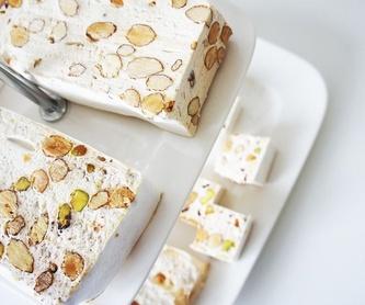 Dulces tradicionales: Productos de Pastisseria Villaró