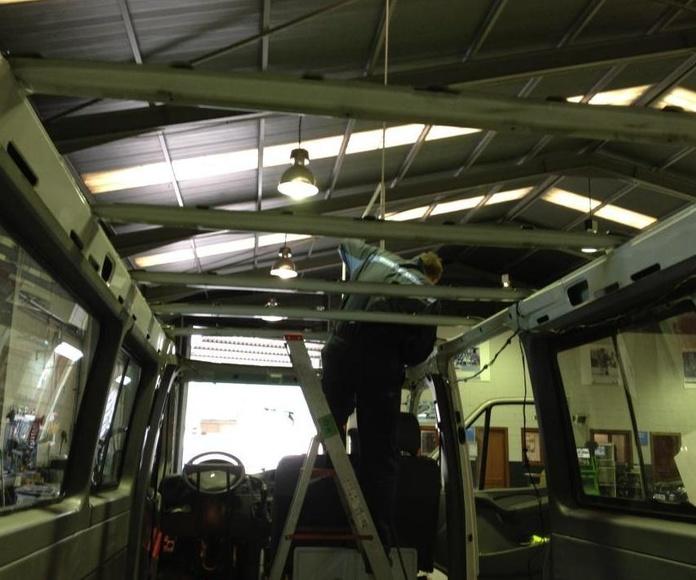 Vehículos industriales: Servicios y productos de Cabal Automoción Bosch Car Service
