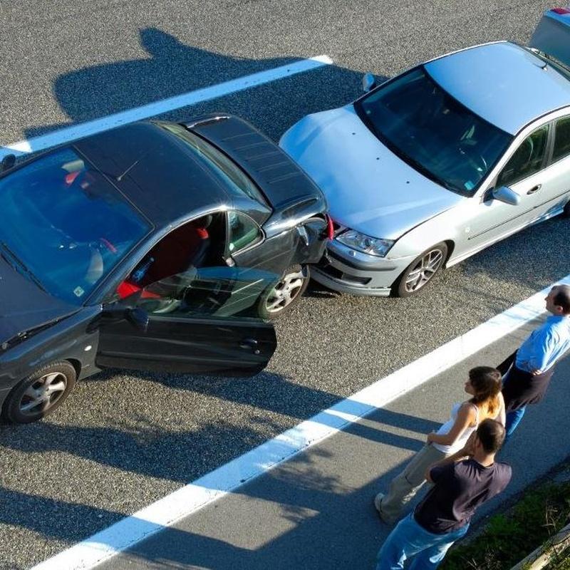 Abogados accidentes de tráfico: Áreas de trabajo de De Celis y Asociados