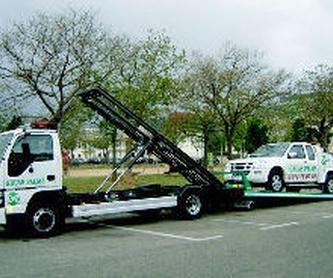 Traslado de coches deportivos: Servicios de Grúas Palma