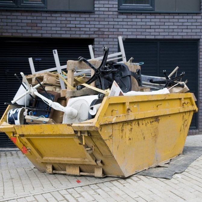 La importancia de contar con un buen contenedor para escombros en cualquier obra