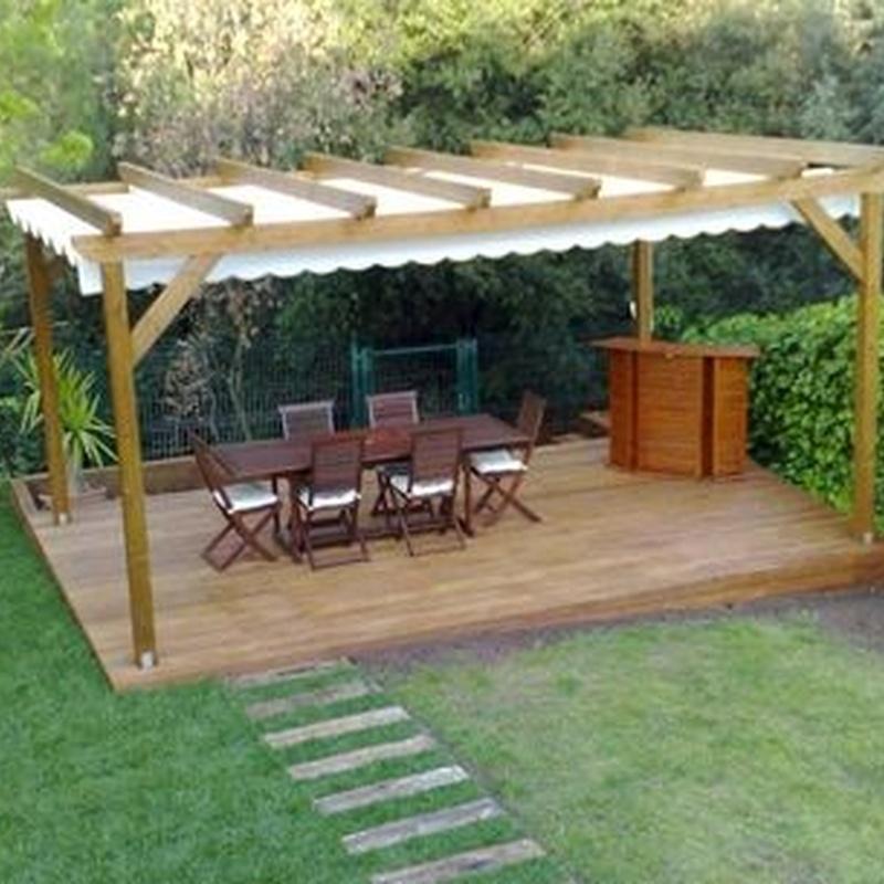 Mobiliario de jardín: Servicios de Grupo Lince