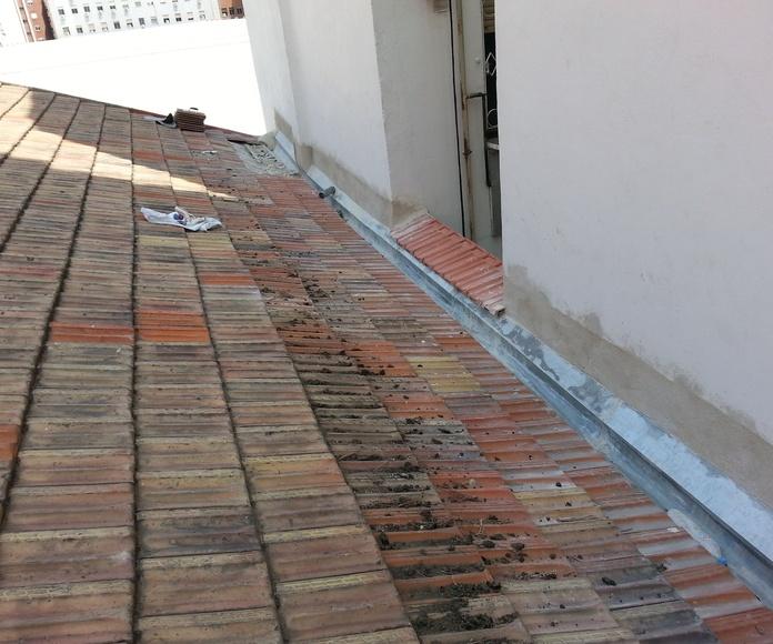 Cubiertas: Servicios de Marcos Interiorismo S. L.