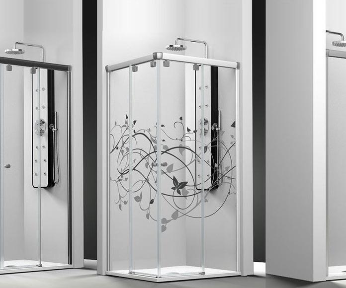 Correderas. Serie Fresh: Catálogo de LMC Glass