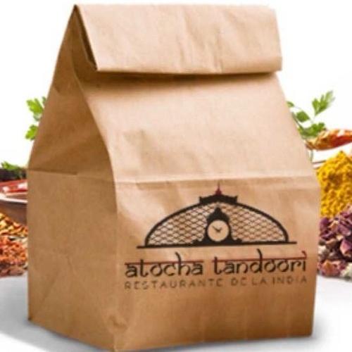 Comida india para llevar