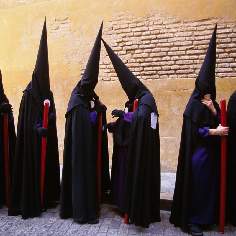 Ropaje de Semana Santa: Servicios de El Taller de Ana