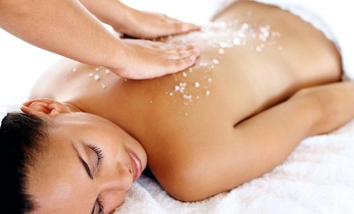 Peeling espalda: Servicios  de Beauty My