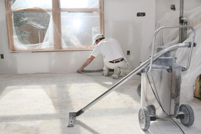 Limpieza fin de obra: Servicios de Limpiezas San Martín