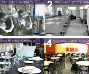 Cocinas profesionales