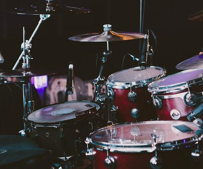 Clases de bateria: Nuestros Cursos de A.C.A. Escuela de Música