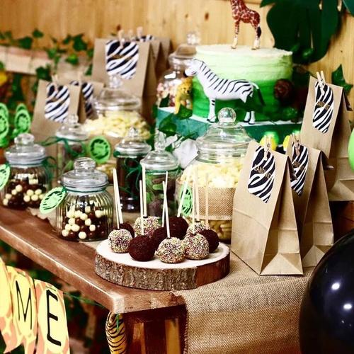 Mesas dulces en Villaviciosa de Odón